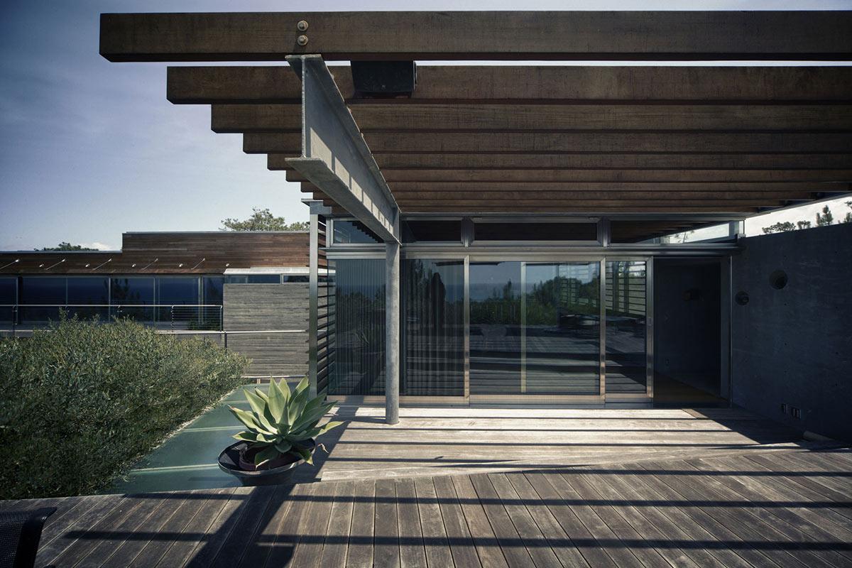 Patio Doors Terrace Extraordinary Contemporary Home in – California Patio