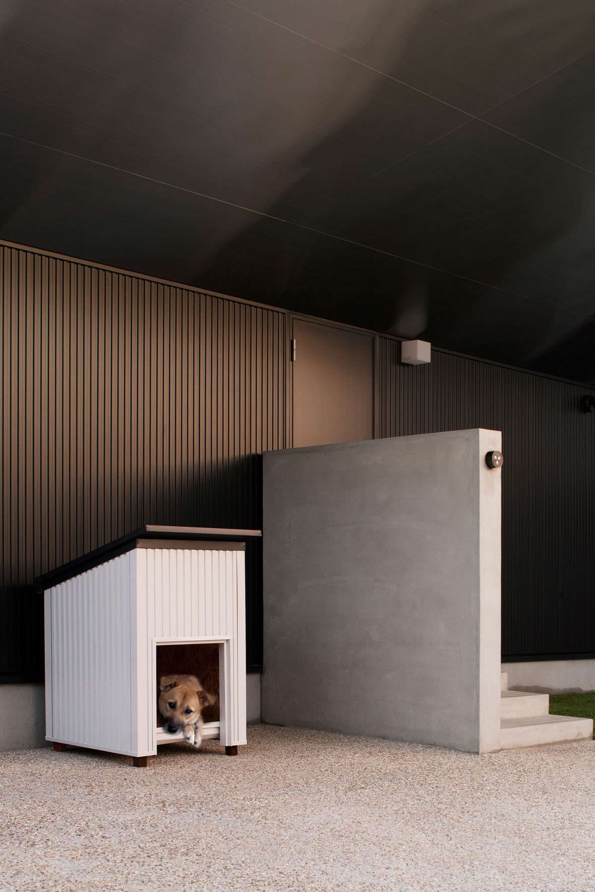 Dog House, Hansha Reflection House, Nagoya, Japan