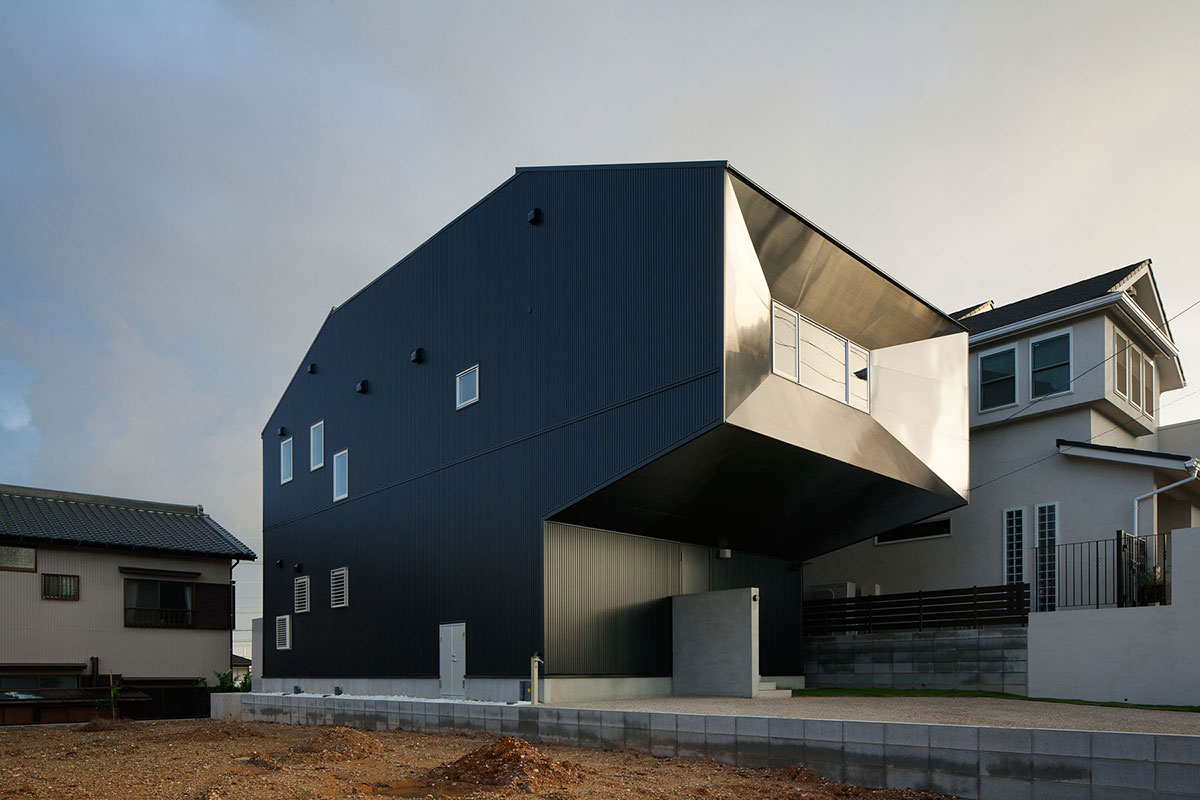 Hansha Reflection House, Nagoya, Japan