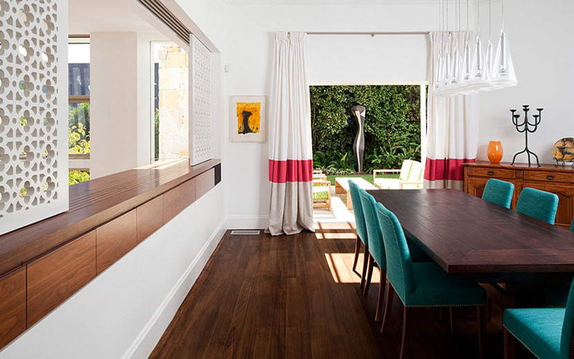 Dining Room, Family Home Renovation Bellevue Hill, Sydney