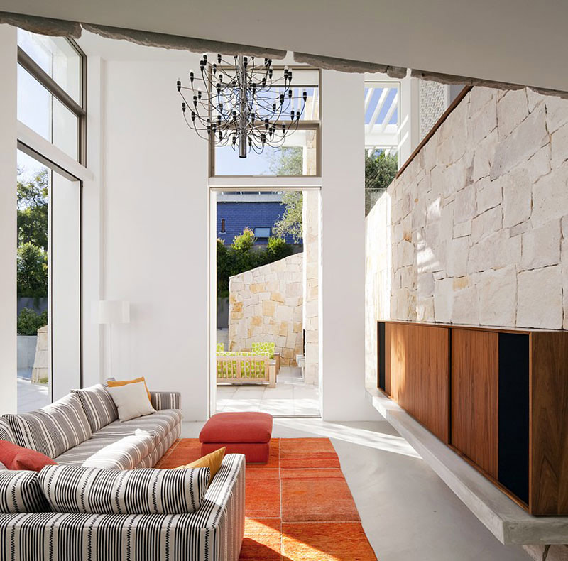 Living Space, Family Home Renovation Bellevue Hill, Sydney