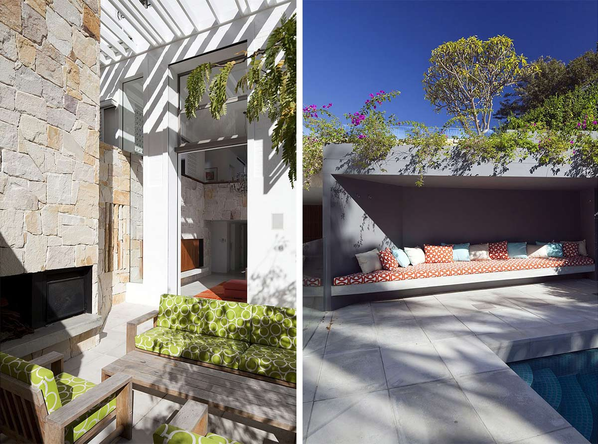 Outdoor Living, Terrace, Family Home Renovation Bellevue Hill, Sydney