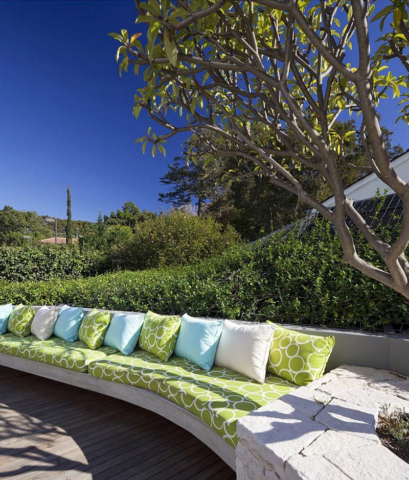 Outdoor Seating, Family Home Renovation Bellevue Hill, Sydney