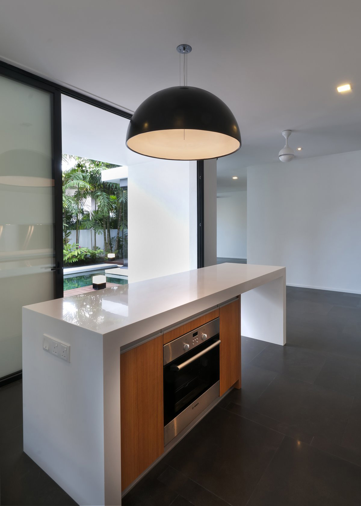 Kitchen Island Lighting Modern kitchen, modern island, lighting, modern home in kuala lumpur
