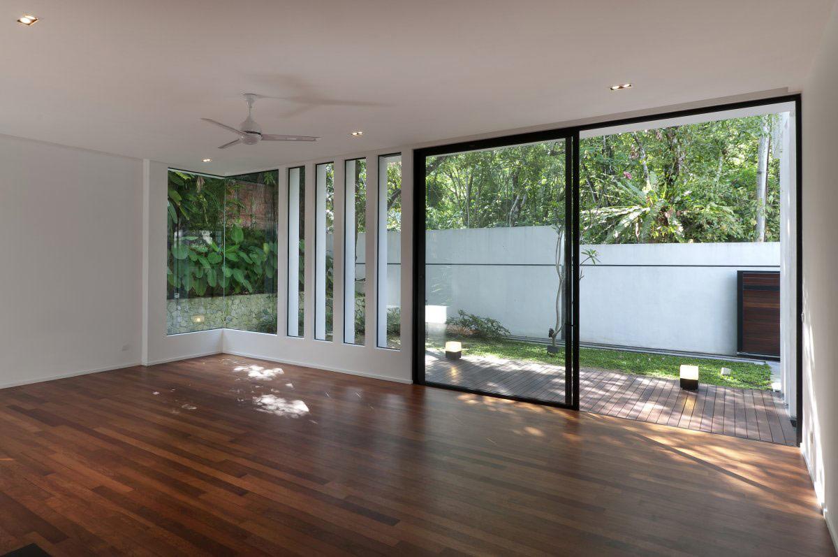 Living Space, Modern Home in Kuala Lumpur
