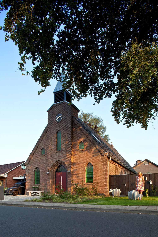 Unique Loft Conversion in The Netherlands