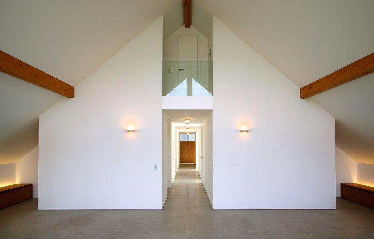 Hallway, Möllmann Residence in Bielefeld, Germany