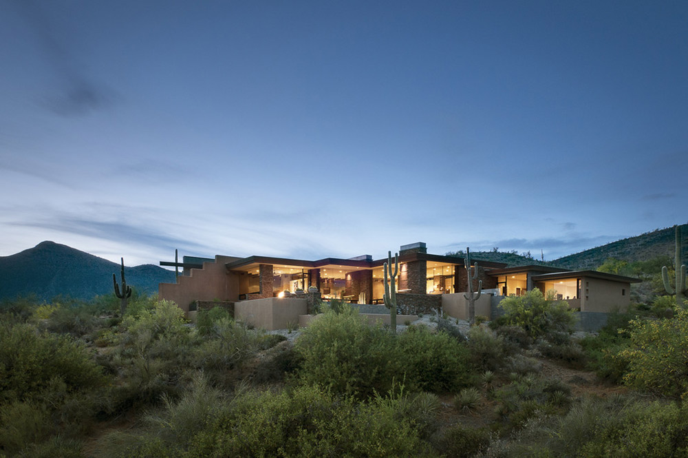 Modern Home in Scottsdale, Arizona