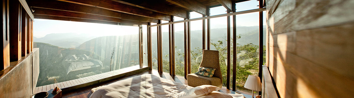 Bedroom, Views, Mountain Home with Incredible Views in Ecuador