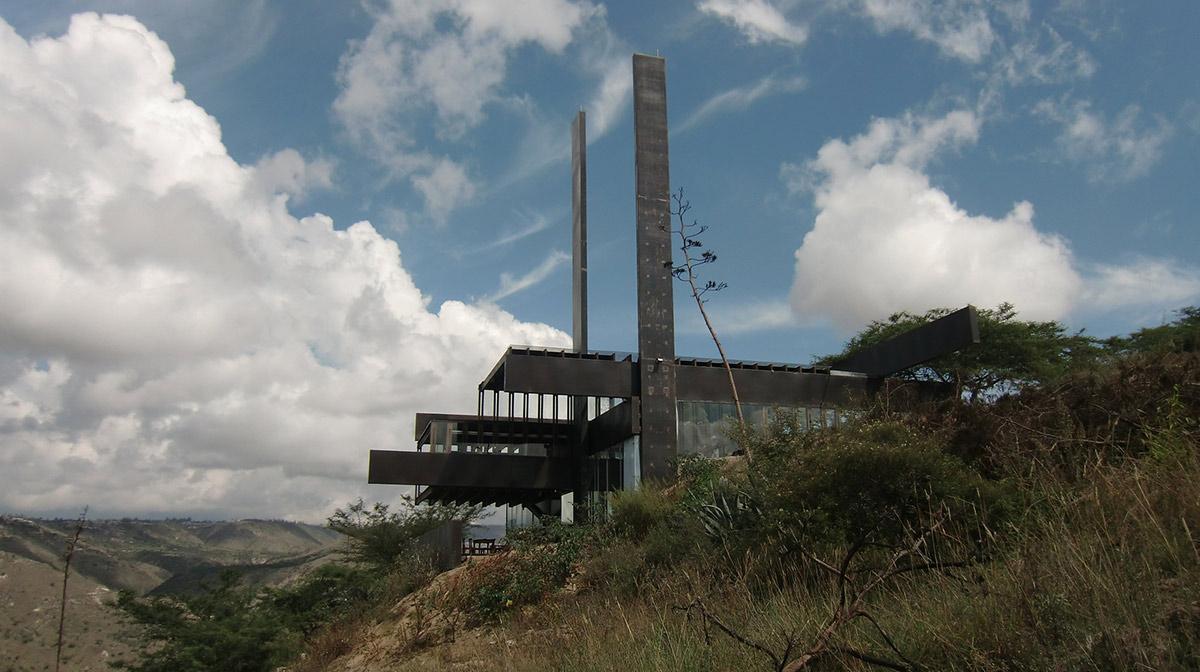 Mountain Home with Incredible Views in Ecuador