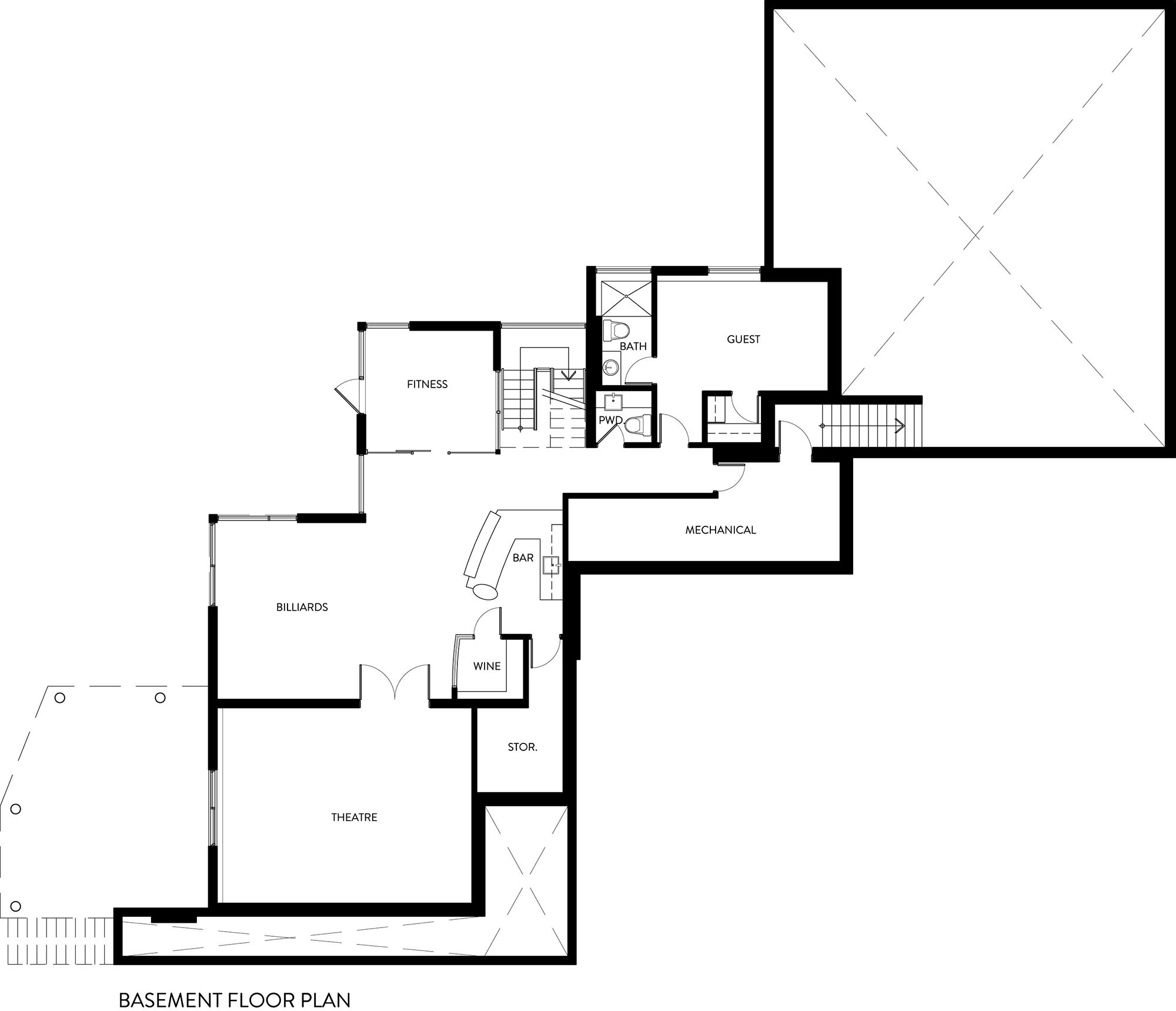 Canadian house plans with basements 28 images small for Canadian house plans with basements