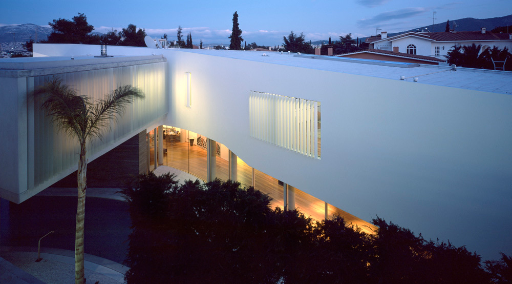 Psychiko House, Athens by Divercity Architects