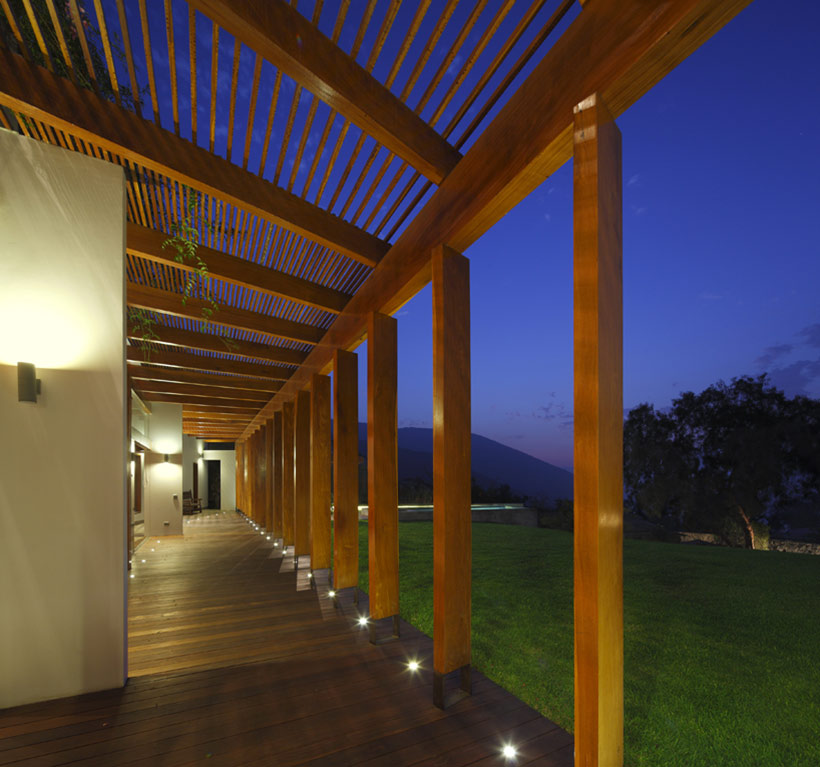 Lighting, Summer Home in Lima, Peru