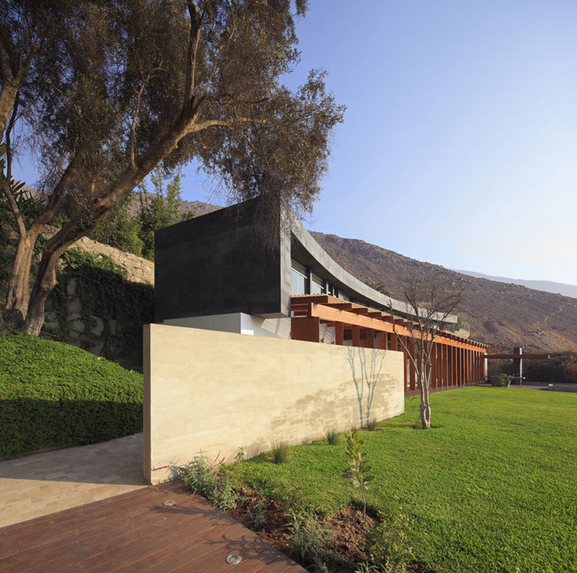 Summer Home in Lima, Peru