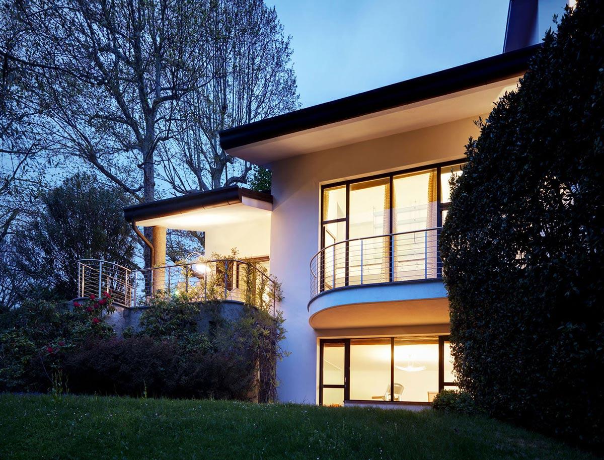 Villa on Lake Como by Studio Marco Piva