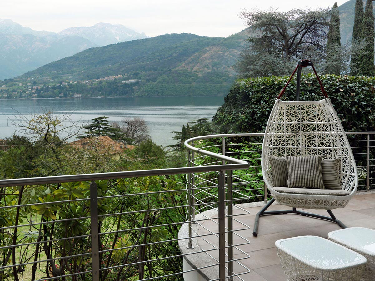 Views Over Lake Como, Villa on Lake Como by Studio Marco Piva