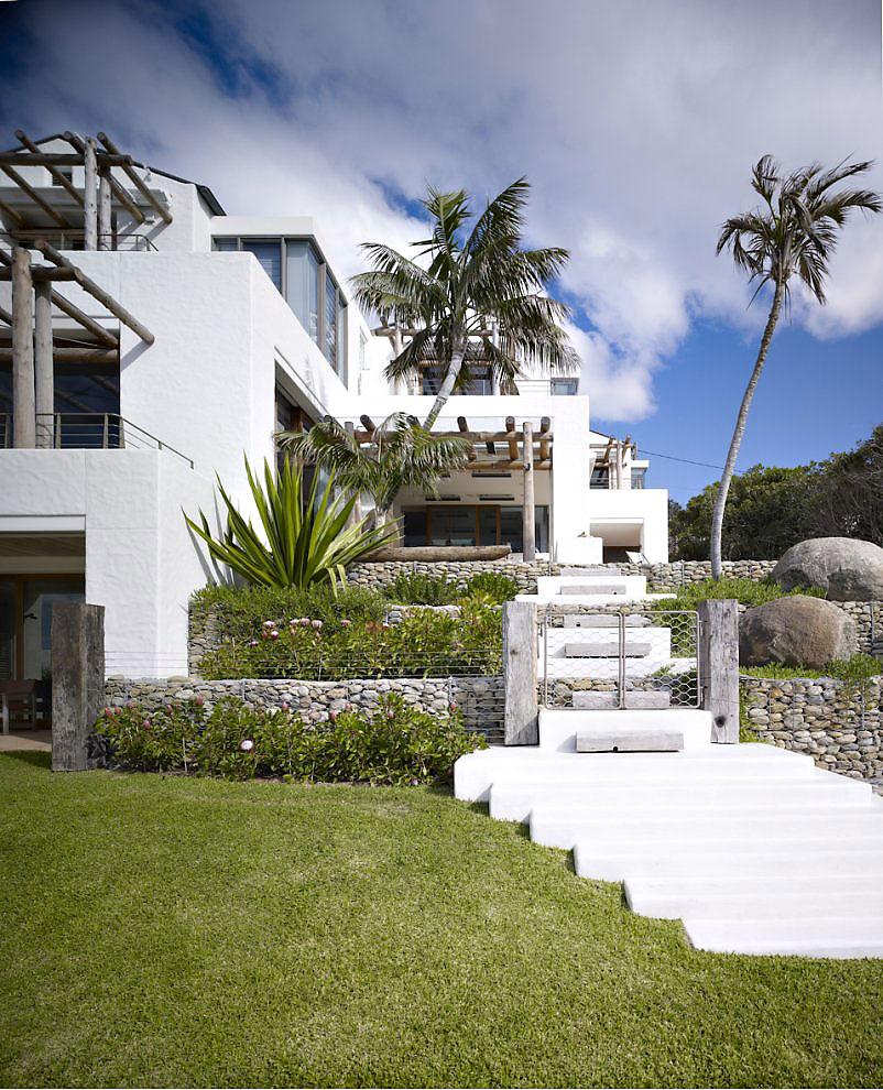 Garden, Beautiful Waterfront Home in Coogee, Australia