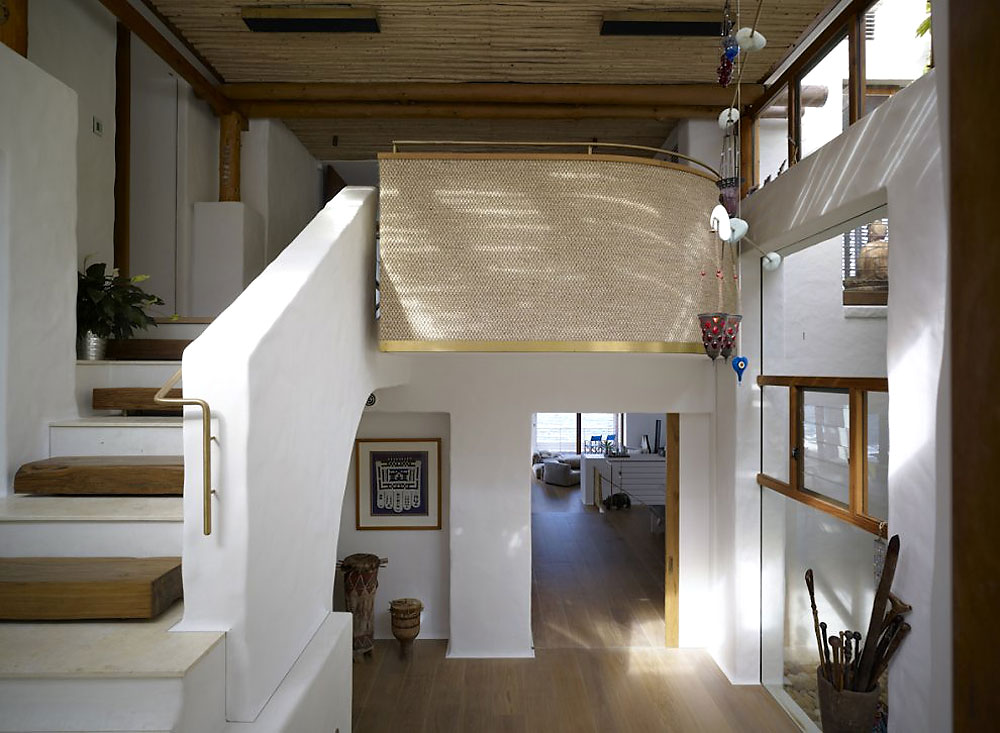 Hall, Stairs, Beautiful Waterfront Home in Coogee, Australia