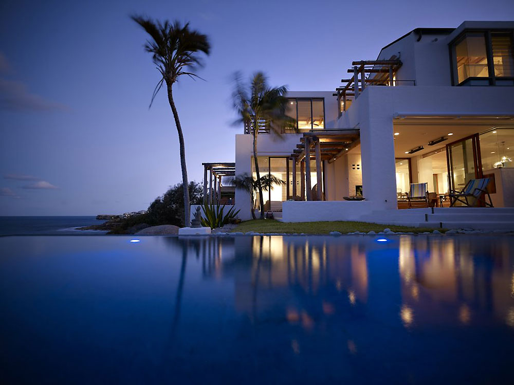 pool lighting beautiful waterfront home in coogee australia beautiful lighting pool