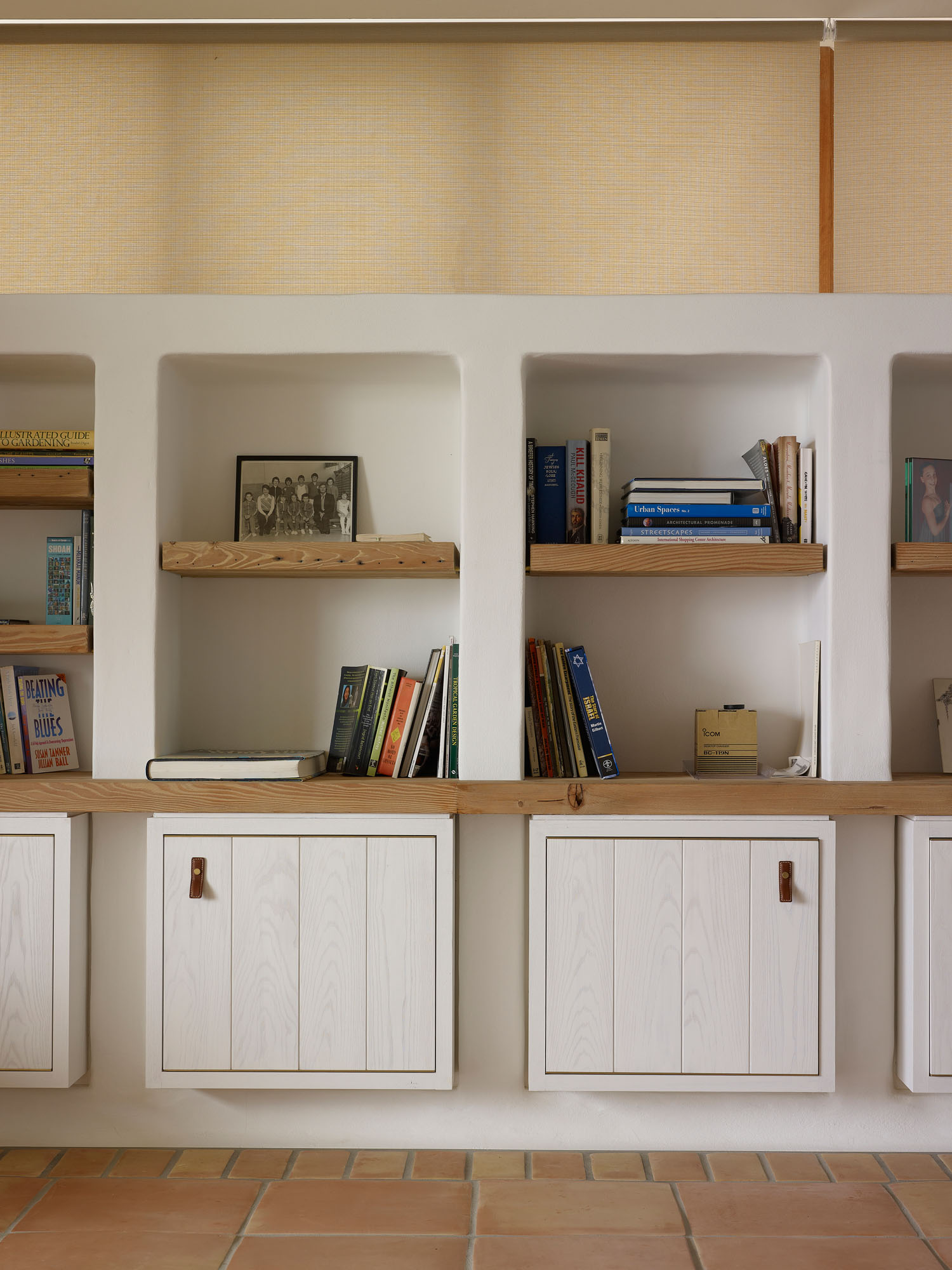 Shelves, Beautiful Waterfront Home in Coogee, Australia
