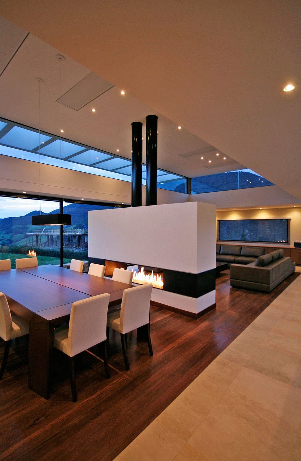 AR-House-La-Calera-Colombia-Modern-Black-White-Fireplace