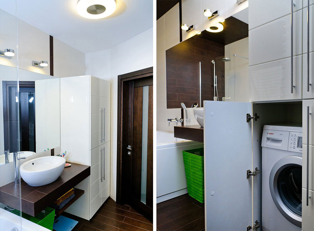 Bathroom, Cupboards, Apartment Renovation in Odessa, Ukraine