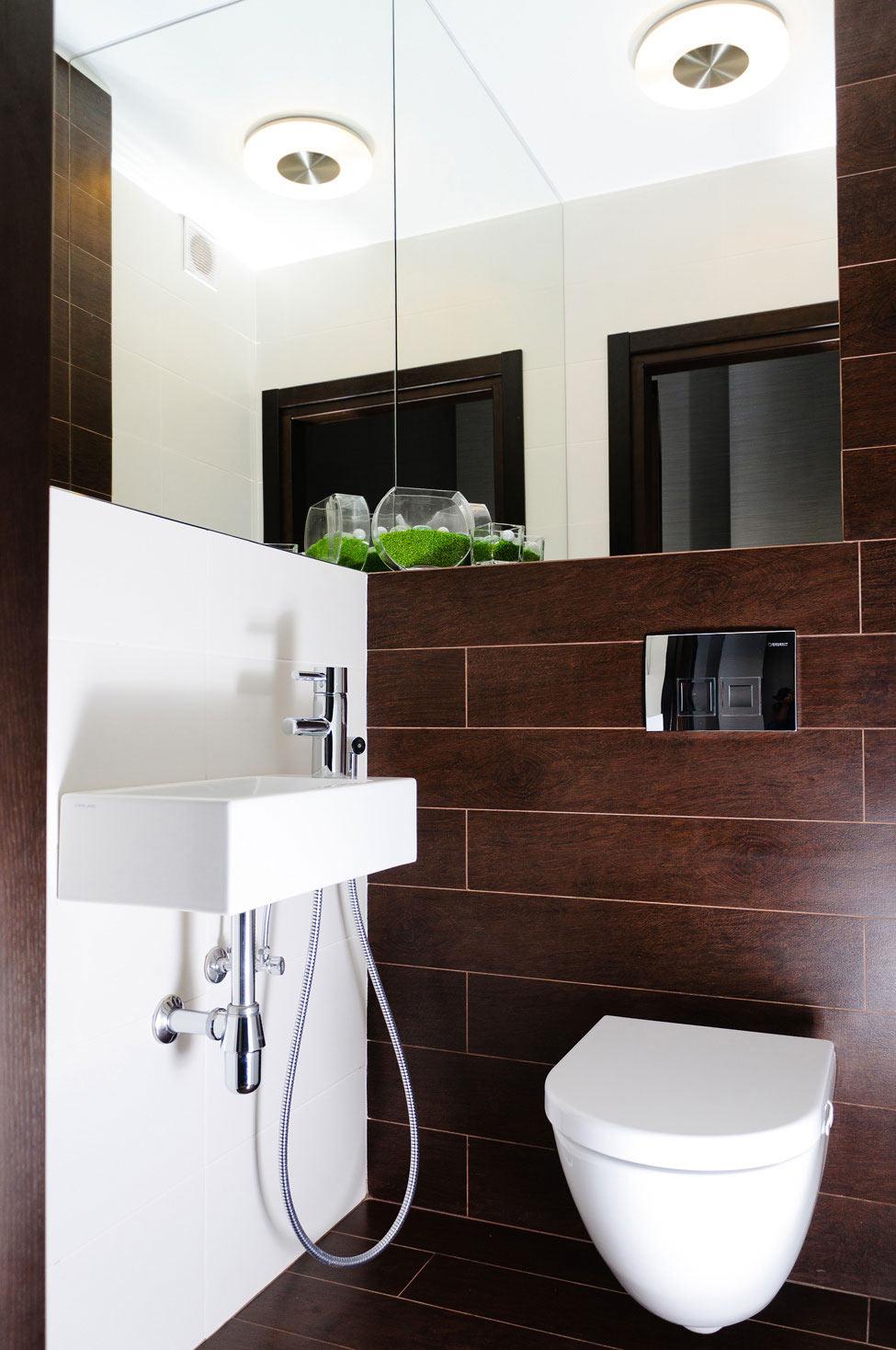 Contemporary Bathroom, Apartment Renovation in Odessa, Ukraine