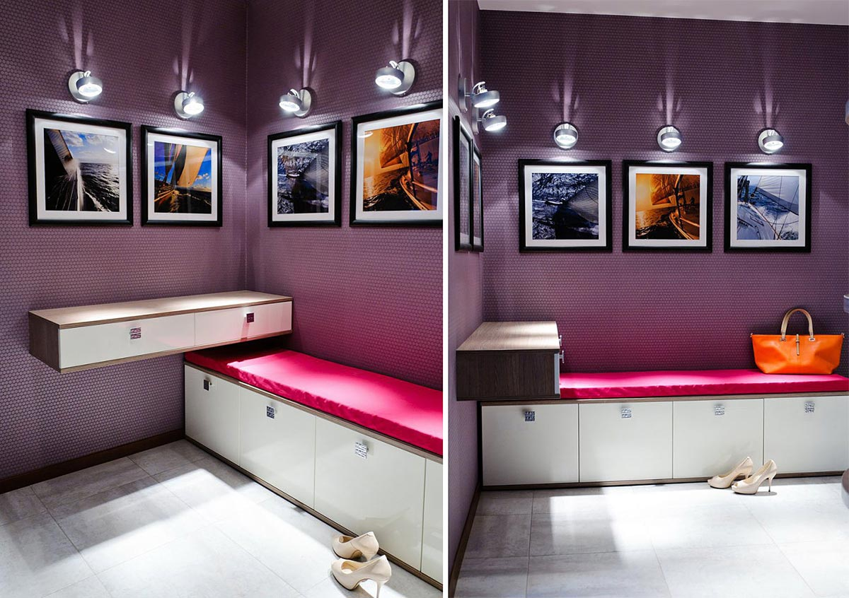 Lighting, Art, Apartment Renovation in Odessa, Ukraine
