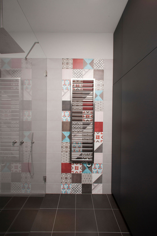 Bathroom, Studio Apartment in Riga by Eric Carlson
