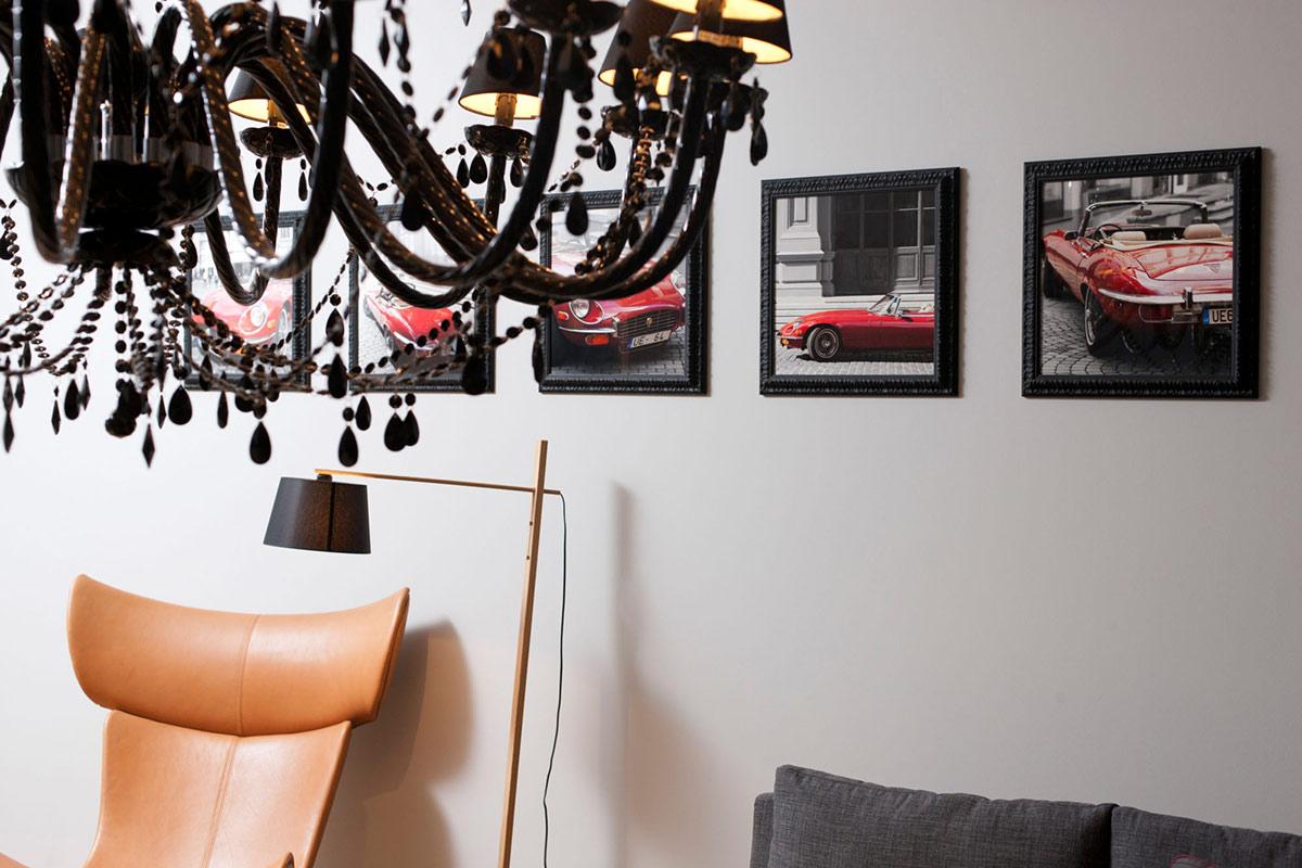 Studio Apartment in Riga by Eric Carlson