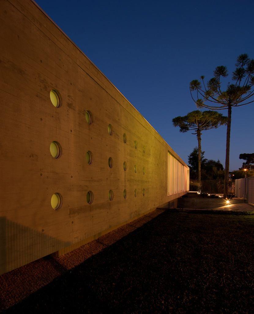 Architecture, Modern Bungalow in Bento Gonçalves, Brazil