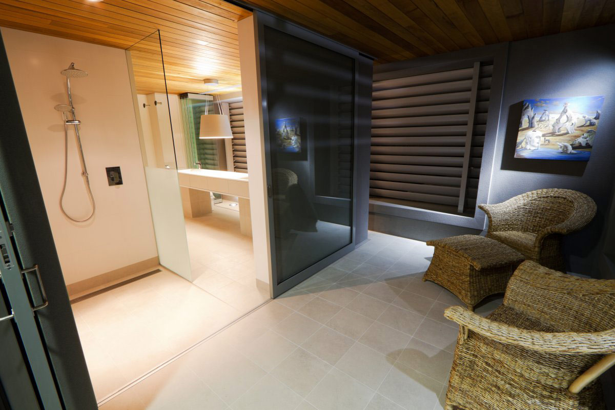 Bathroom, Shower, The 24 House in Dunsborough, Australia