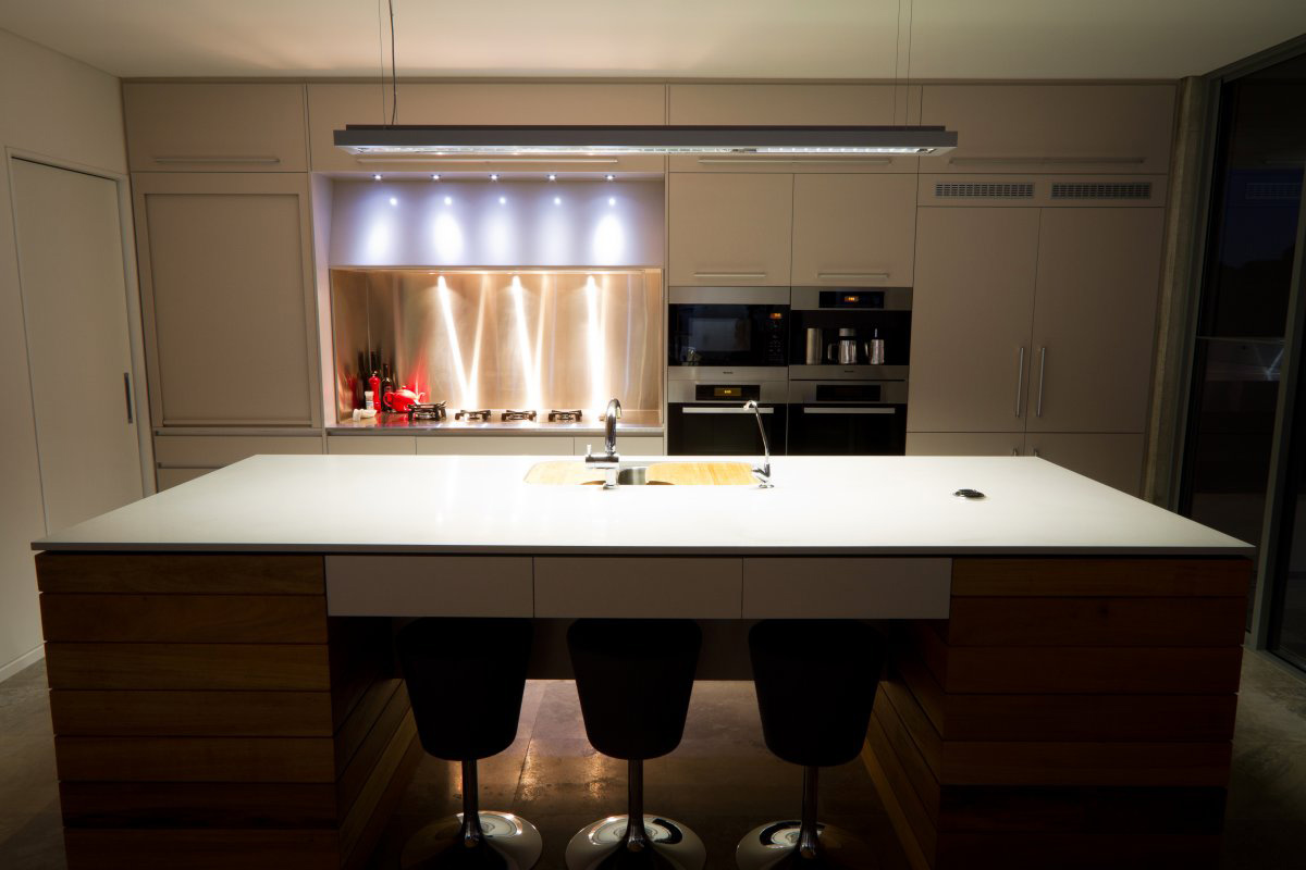Kitchen Island, The 24 House in Dunsborough, Australia