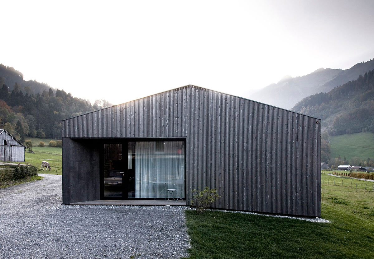 House for Gudrun in Mellau, Austria
