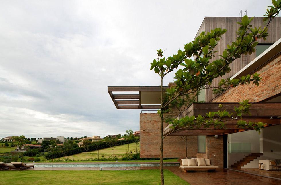Terrace, Outdoor Space, MP Quinta da Baronesa in São Paulo, Brazil