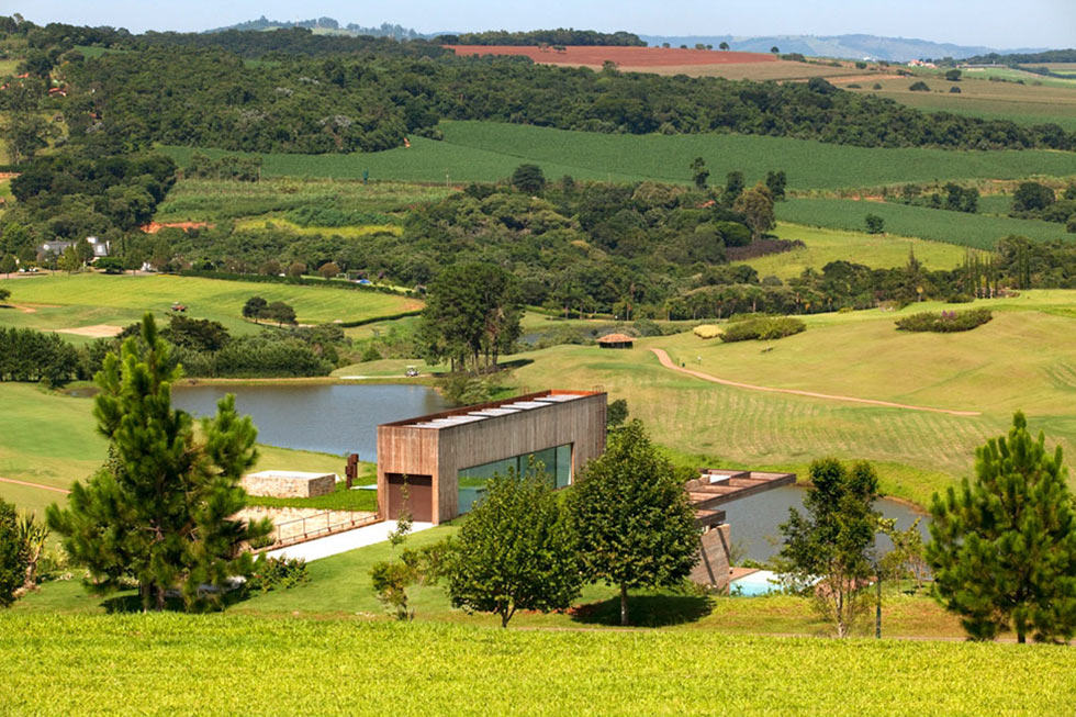 Golf Course Views, MP Quinta da Baronesa in São Paulo, Brazil