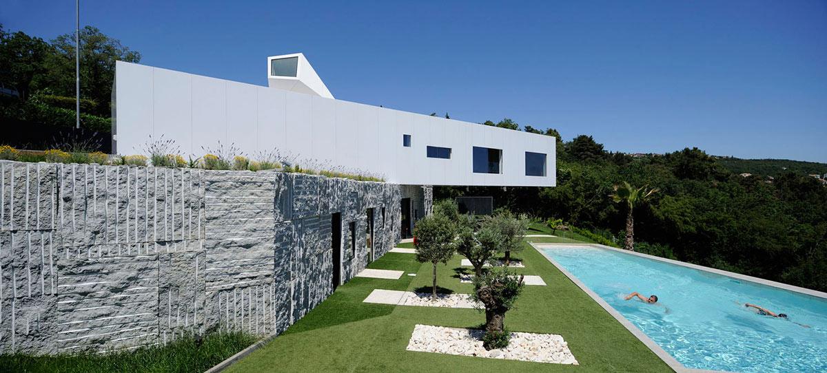 Nest-Cave-House-Opatija-Croatia-Swimming-Pool-Cantilever