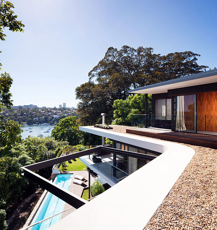 Views, River House in Sydney, Australia