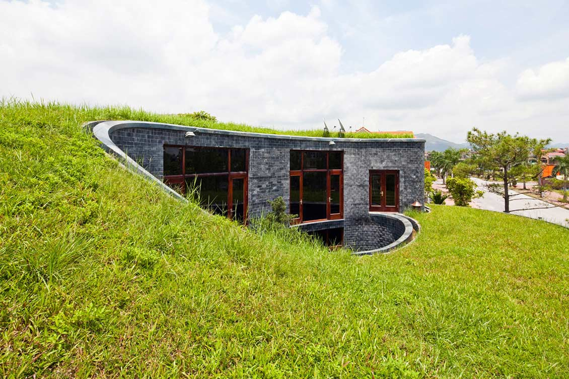 Stone House in Dong Trieu, Vietnam