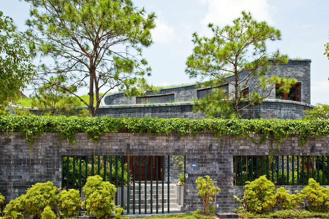 Stone House in Dong Trieu, Vietnam