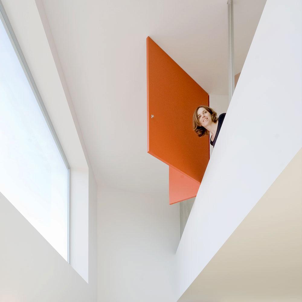 Mezzanine, Stripe House Leiden, The Netherlands