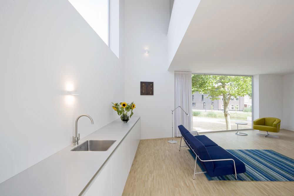 Open Plan, Stripe House Leiden, The Netherlands