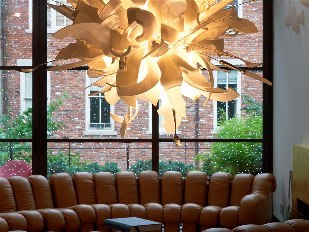 Lighting, Townhouse Renovation in Gramercy Park, New York