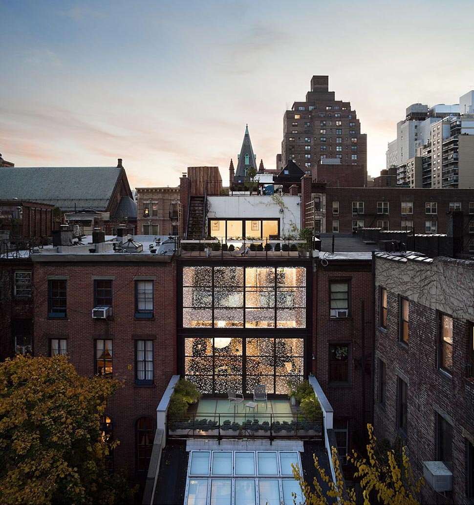 Townhouse Renovation in Gramercy Park, New York