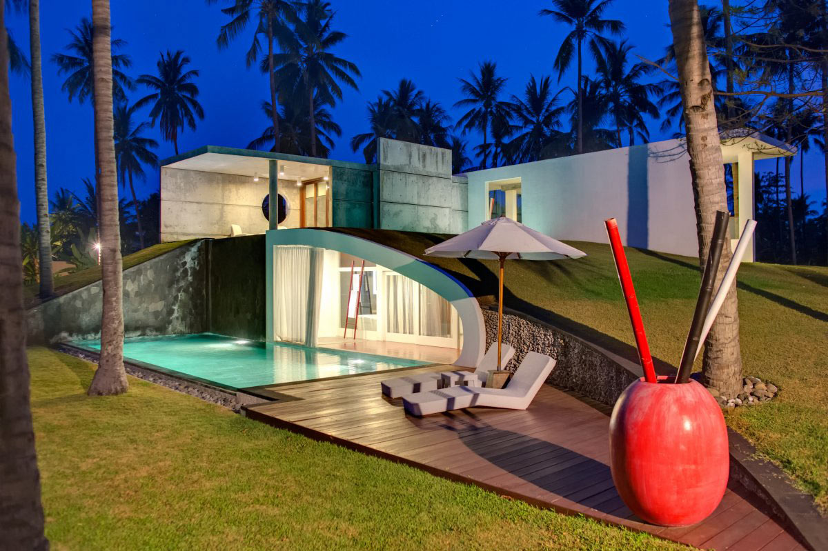 Villa Sapi, Luxury Retreat on Lombok Island in Indonesia