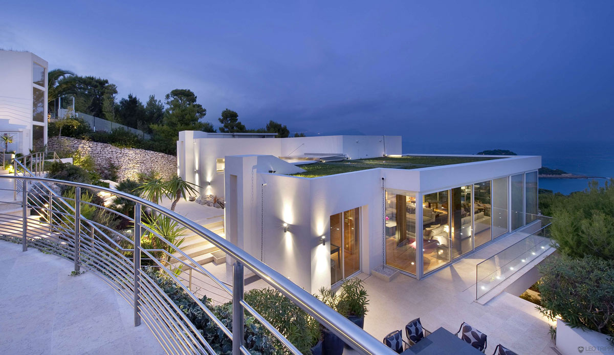 Villa on the Cap Ferrat, Côte d'Azur, France