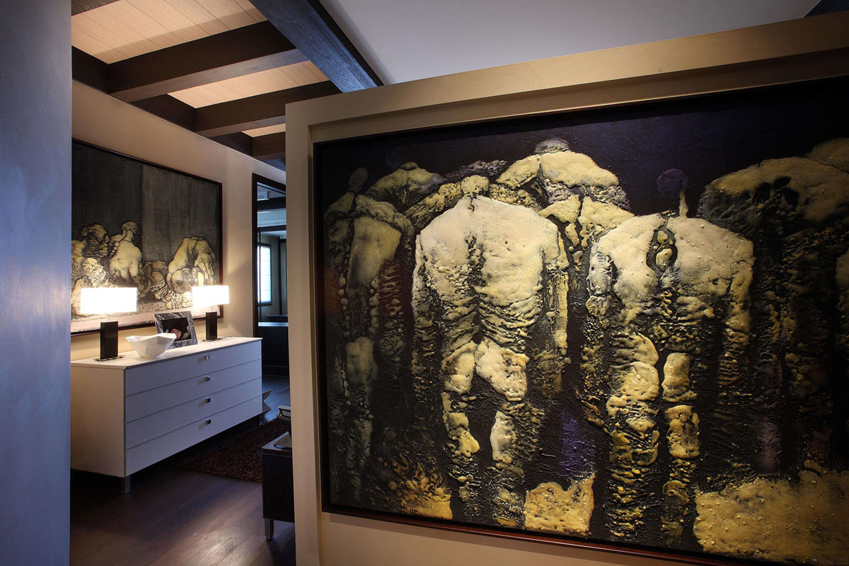 Art, Chalet E in Courchevel 1850, France