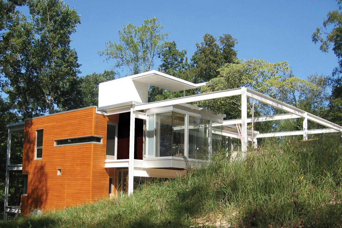 Chiles Residence in Raleigh, North Carolina by Tonic Design + Construction