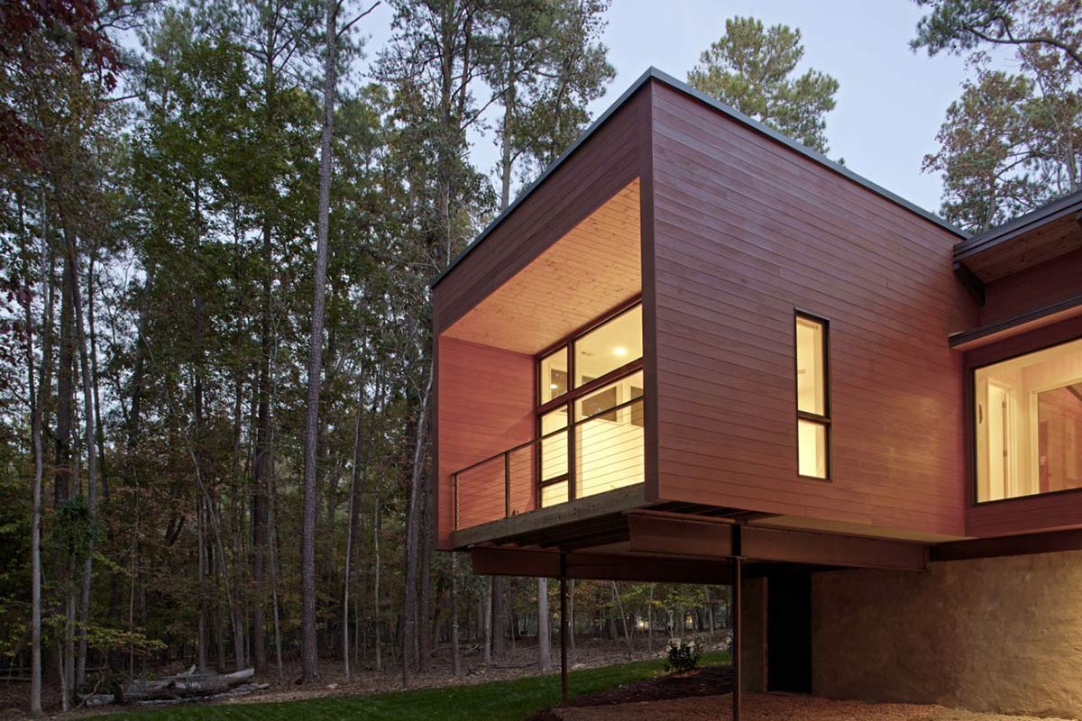 Home Design Studio Chapel Hill Nc Deck House Renovation In Chapel Hill North Carolina