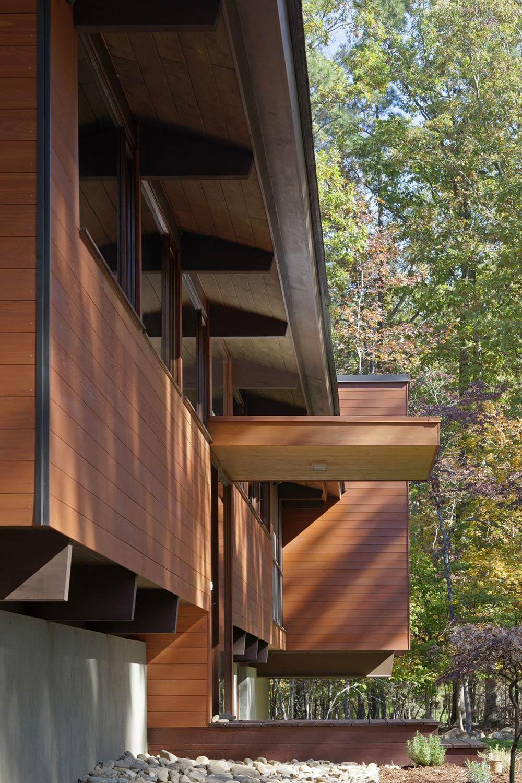 Deck House Renovation in Chapel Hill, North Carolina